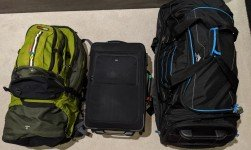 Backpack vs Suitcase | Which is better for your travels?