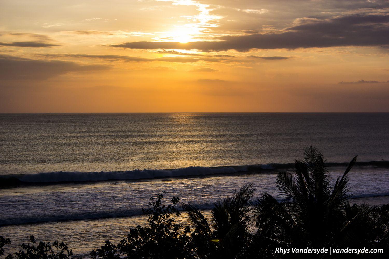 Sunset - Bali, Indonesia