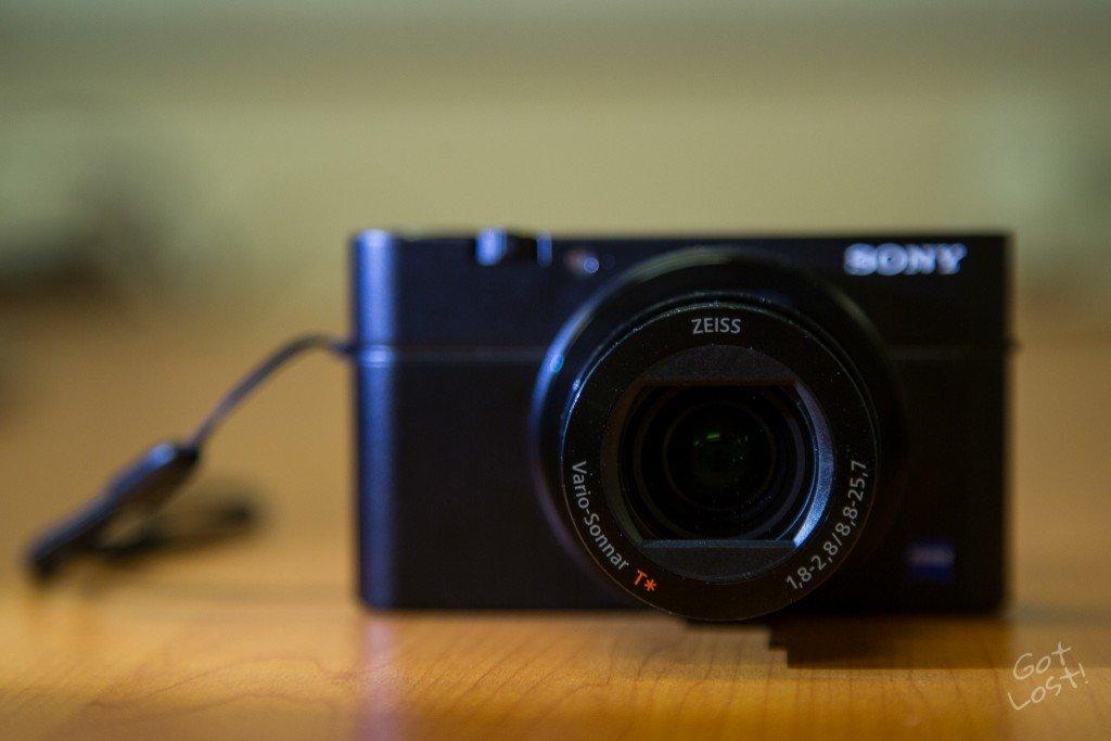 Sony RX100 Mark 3