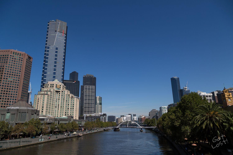 Yarra River - Melbourne, Australia