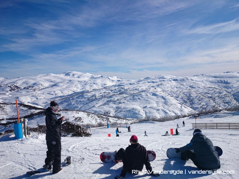 Snow Trip to the Snowy Mountains