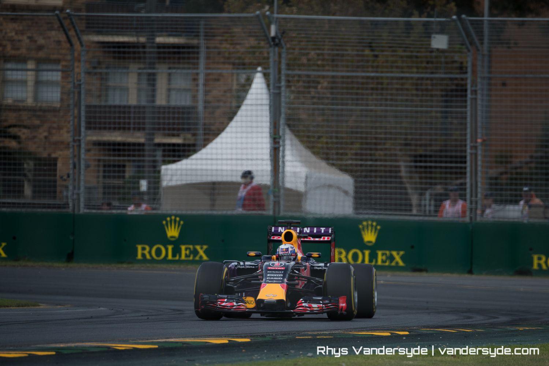 Melbourne Formula 1 Grand Prix