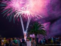 New Years Fireworks – The Story Behind The Photo
