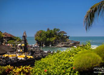 Bali's Tanah Lot Temple