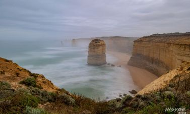 The Twelve Apostles along the Great Ocean Road