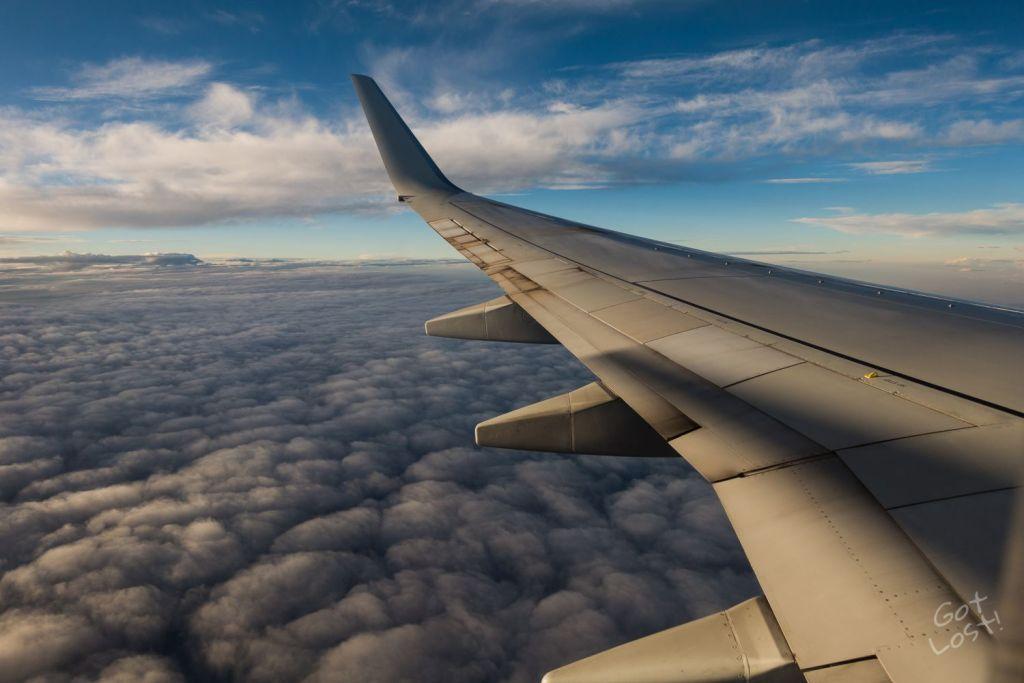 Short-haul flying