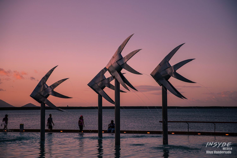 Cairns Esplanade & Lagoon