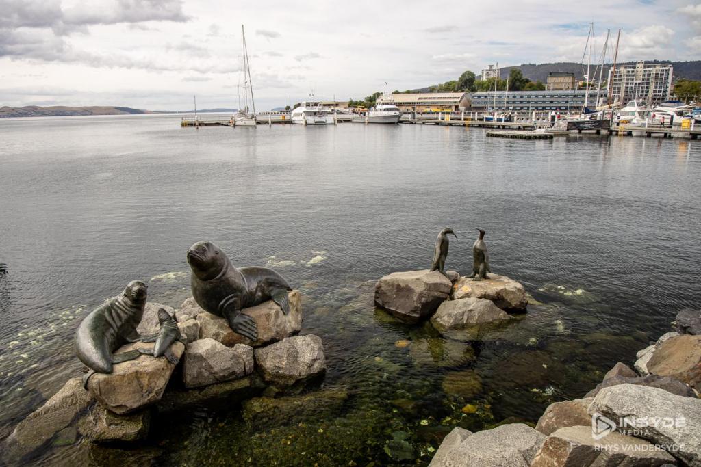 Getting Around Hobart