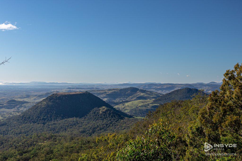 Table Top Mountain Toowoomba