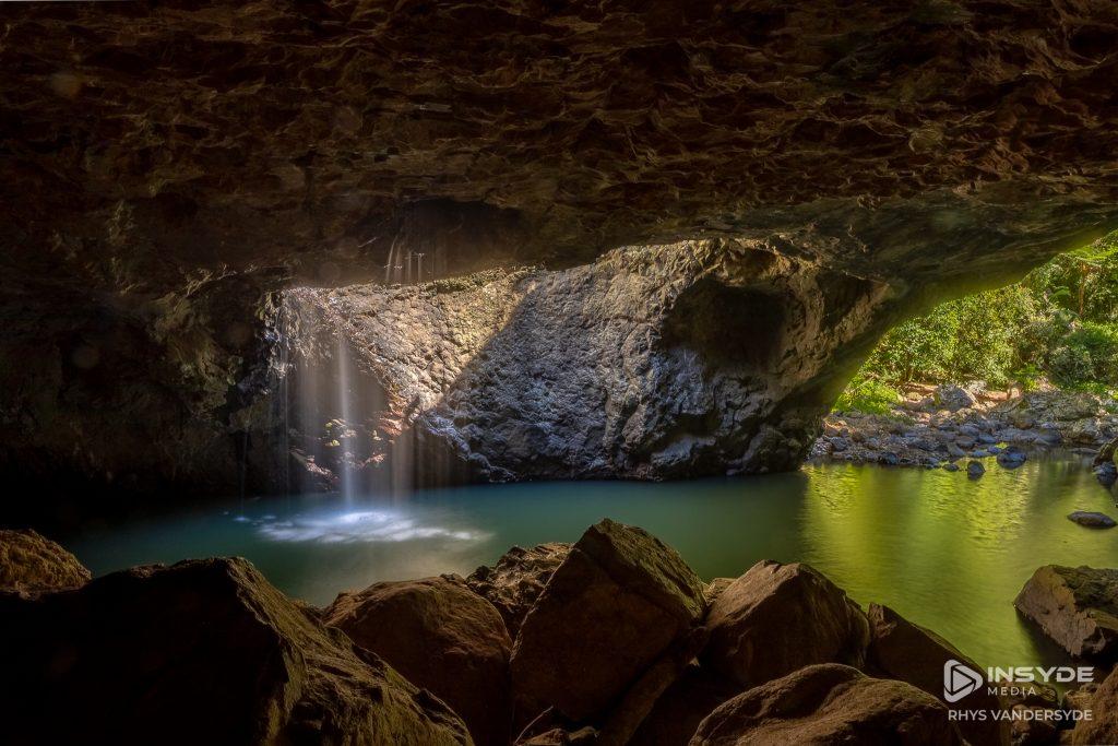 Natural Bridge - Springbrook National Park - Gold Coast